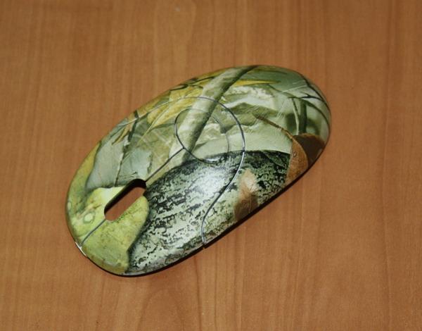 """МР """"Левша"""", г.Братск - Разное: 3D-печать  """"Камуфляж"""" на корпусе мышки"""